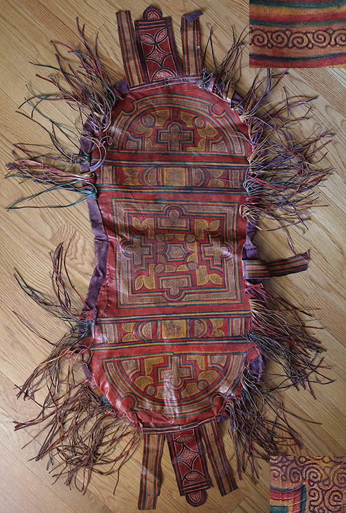 Moroccan Collectible Touareg pillow