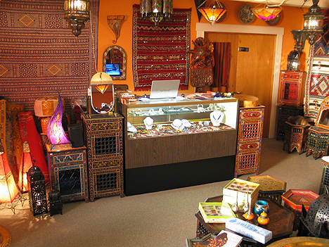 Moroccan Caravan Gallery & Showroom