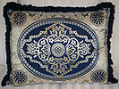 Moroccan Tapestry pillow #159