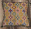 Handwoven Amazigh (Berber) pillow #239